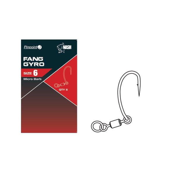 Nash Fang Gyro Hooks