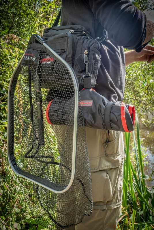 Korum Snapper Tilta Floating Landing Net