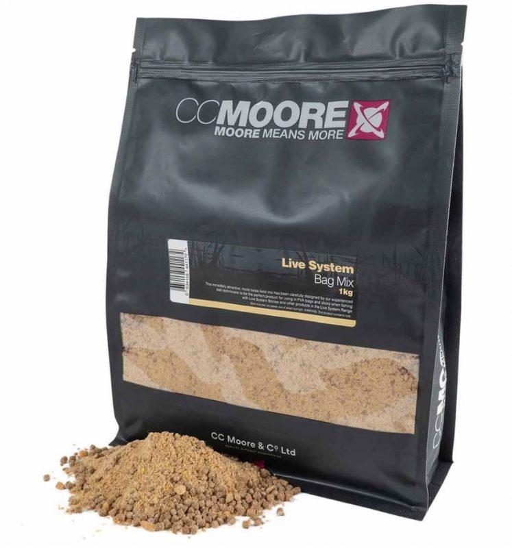 CC Moore Live System Bag Mix