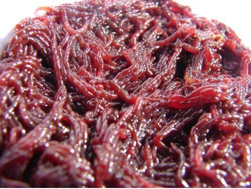 CC Moore Frozen Bloodworm