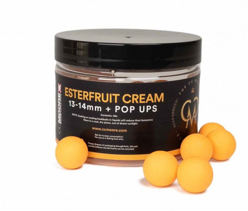 CC Moore Esterfruit Cream Pop Ups