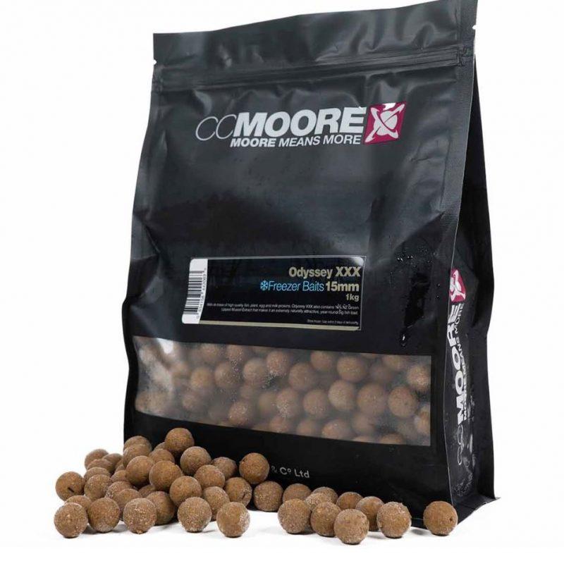CC Moore Odyssey XXX Boilies 1kg