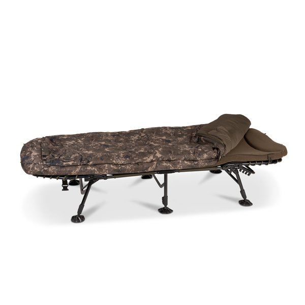 Nash MF60 Indulgence All Season 4 Fold Sleep System