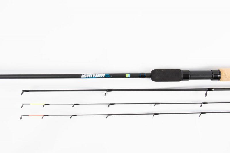 Preston Ignition Carp Feeder Rods