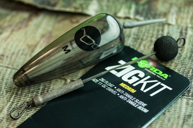 Korda Zig Kit Medium