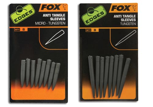 Fox Tungsten Anti Tangle Sleeves