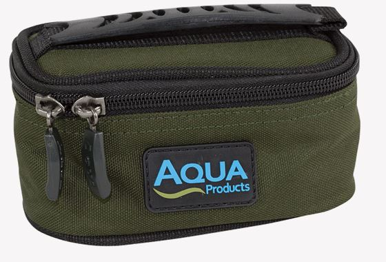 Aqua Black Series Lead And Leader Pouch