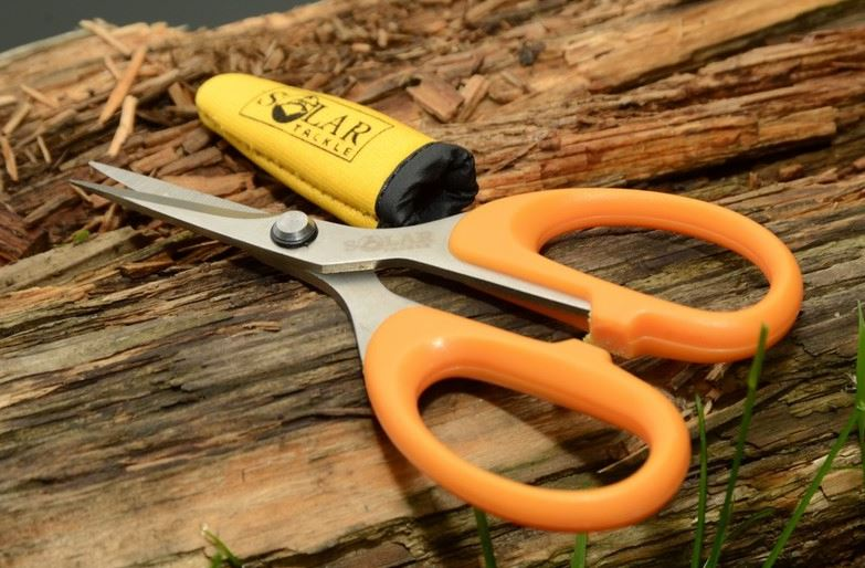 SOLAR Serrated Braid Scissors