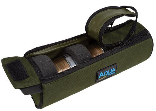 Aqua Black Series Spool Case