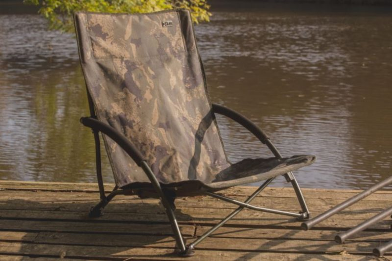 SOLAR Undercover Easy Chair Camo – Low