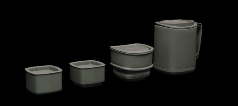 RidgeMonkey Thermo DLX Mug Set