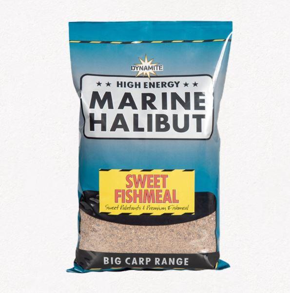 Dynamite Baits Sweet Fishmeal Groundbait