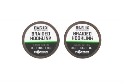 Korda – Basix Braided Hooklink