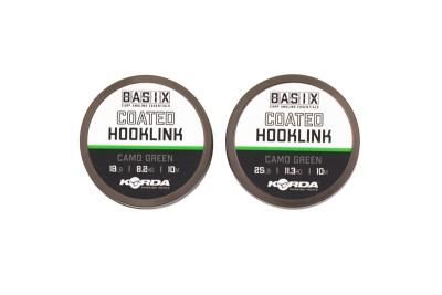Korda – Basix Coated Hooklink