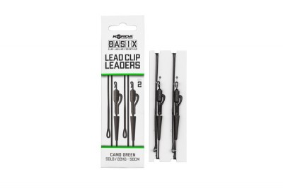 Korda – Basix Lead Clip Leaders
