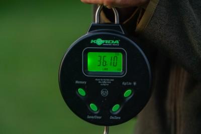 Korda – Digital Scale 132lb/60kg