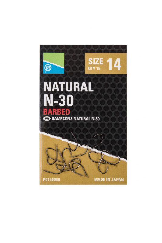 Preston N-30 Natural Hook